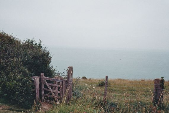 A gateway to the Sea at Dover