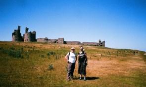 Friends on the Northumberland coast lineerland coast