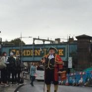 Town Crier Camden Market