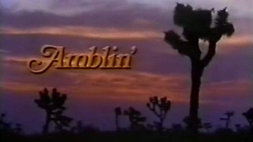 AMBLIN', the 1968 student film by Steven Spielberg.