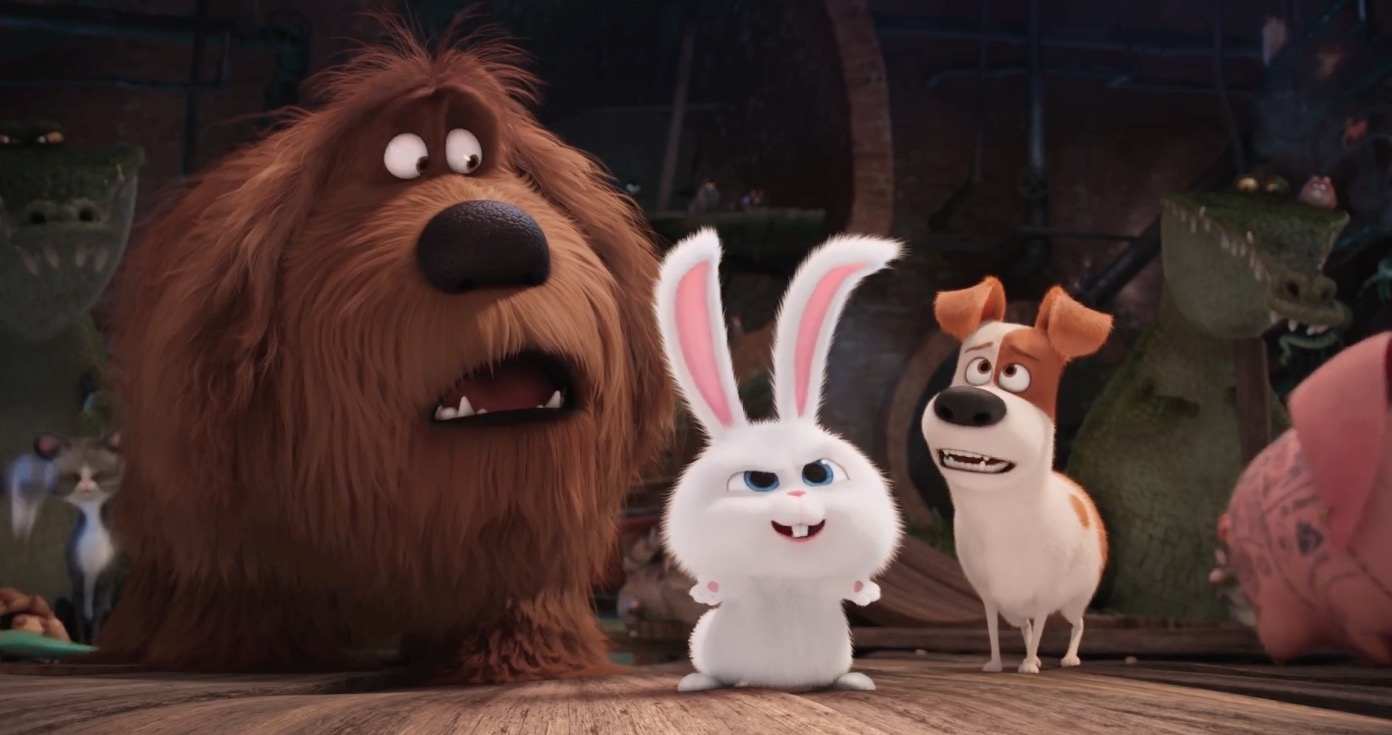 The Secret Life Of Pets Movie Review I Can T Unsee That Movie