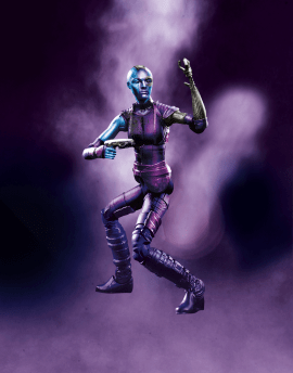 Nebula Action Figure