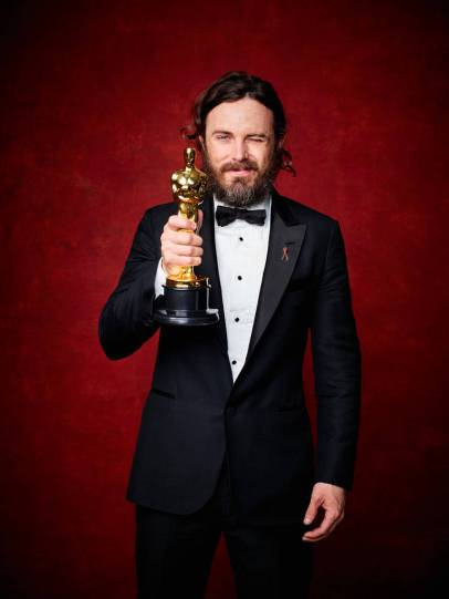Casey Affleck, Best Actor - MANCHESTER BY THE SEA