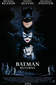 June 19, 1992: BATMAN RETURNS - $162.8 million total box office gross