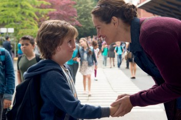 Jacob Tremblay and Julia Roberts star in WONDER