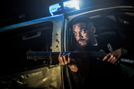 Will Smith stars in the Netflix exclusive BRIGHT.