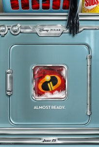 INCREDIBLES 2 Washer One Sheet