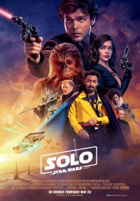 Solo: A Star Wars Story - U.K. Poster