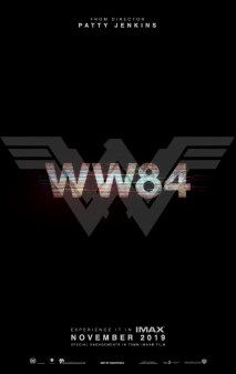 WONDER WOMAN 1984 Logo One Sheet