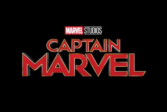 Marvel Studios' CAPTAIN MARVEL title logo