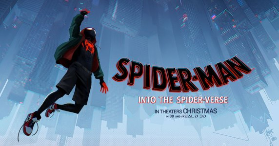 Banner for SPIDER-MAN: INTO THE SPIDER-VERSE (2018)