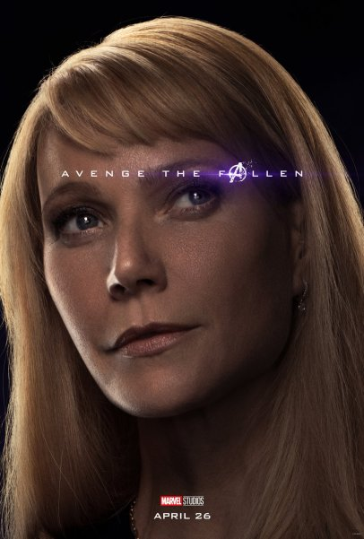 Gwyneth Paltrow is Pepper Potts in AVENGERS: ENDGAME (2019)
