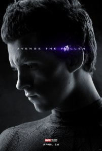 Tom Holland is Spider-Man in (?) AVENGERS: ENDGAME (2019)