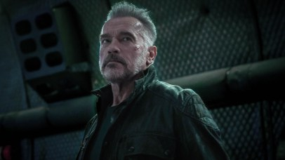 "Arnold Schwarzenegger stars in Skydance Productions and Paramount Pictures' ""TERMINATOR: DARK FATE."""