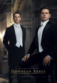 Matthew Goode and Allen Leech co-star in DOWNTON ABBEY The Movie (2019)