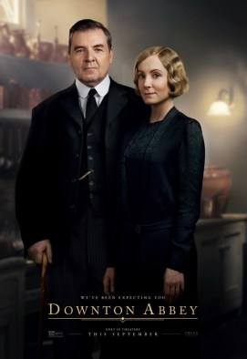Brendan Coyle and Joanne Froggatt co-star in DOWNTON ABBEY The Movie (2019)