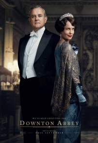 Hugh Bonneville and Elizabeth McGovern co-star in DOWNTON ABBEY The Movie (2019)