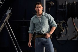 Nick Jonas stars as 'Bruno Gaido' in MIDWAY.
