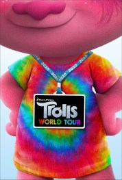 One Sheet Poster for TROLLS WORLD TOUR (2020)