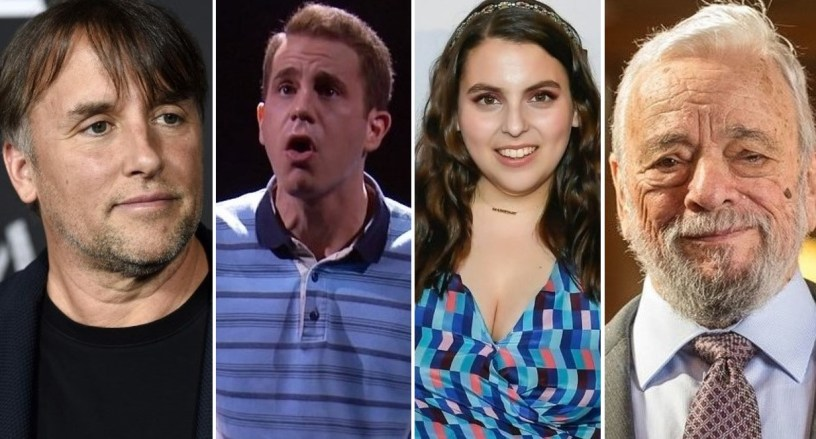 Director Richard Linklater and actors Ben Platt and Beanie Feldstein will adapt Stephen Sondeim's musical MERRILY WE ROLL ALONG