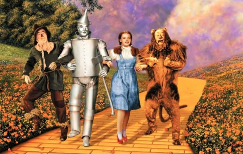 THE WIZARD OF OZ will be available in a 4K restoration on October 29, 2019