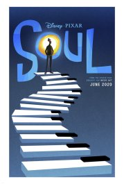 One Sheet poster for Pixar's SOUL (2020)