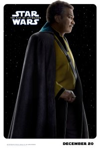 Lando Calrissian Character Poster for STAR WARS: THE RISE OF SKYWALKER (2019)