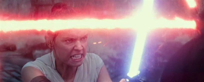 Daisy Ridley stars as Rey in STAR WARS: THE RISE OF SKYWALKER (2019)