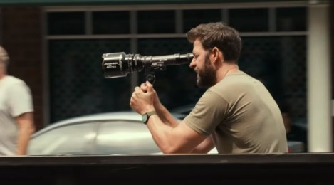 John Krasinski directs A QUIET PLACE PART II (2020)