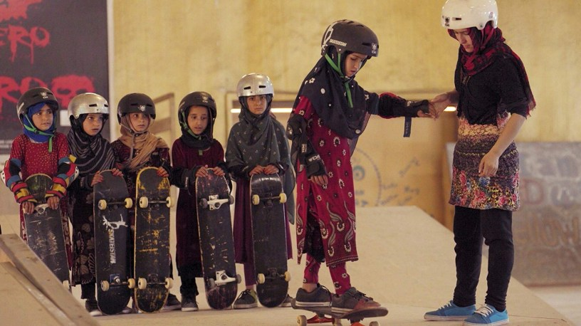 LEARNING TO SKATEBOARD IN A WARZONE (IF YOU'RE A GIRL) - Academy Award nominee for Best Documentary Short Subject 2019