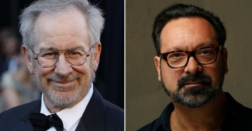 Steven Spielberg bows out as director of INDY 5; James Mangold is in negotiations to take over.