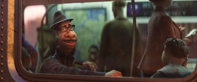 Jamie Foxx stars as the voice of Joe Gardner in Pixar's SOUL (2020)