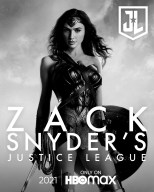 Gal Gadot stars as Wonder Woman in the long-rumored Snyder Cut of JUSTICE LEAGUE will be coming to HBO Max in 2021.