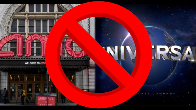 A backlash has emerged against the pact between AMC Theatres and Universal Studios to close the theatrical window to 17 days.