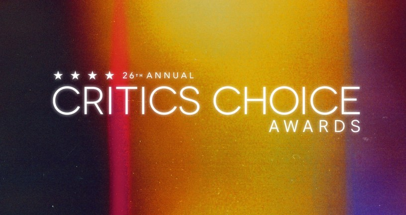 Logo for the 26th Annual Critics Choice Awards