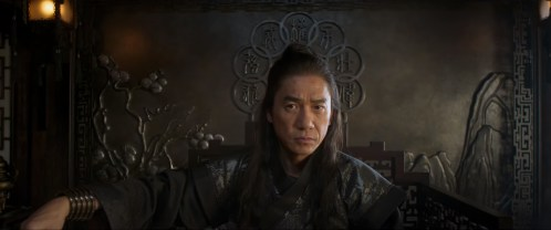 Tony Leung co-stars as Wenwu (a.k.a. The Mandarin) in Marvel's SHANG-CHI AND THE LEGEND OF THE TEN RINGS (2021)