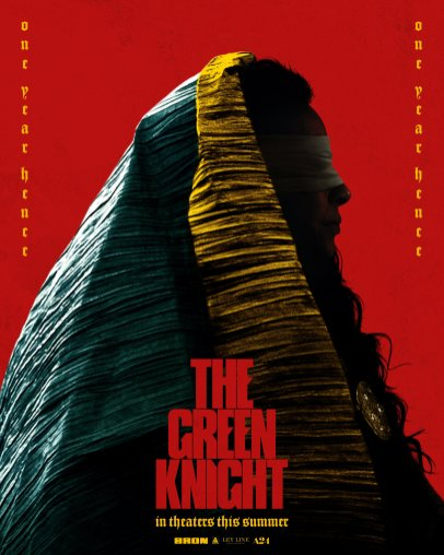 Character Poster for Mother (Sarita Choudhury) in David Lowery's adaptation of the medieval poem THE GREEN KNIGHT (2021)