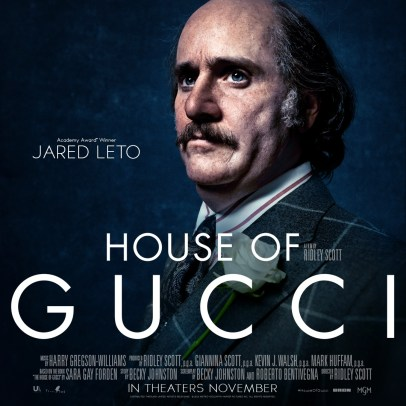 Jared Leto co-stars as Paolo Gucci in director Ridley Scott's HOUSE OF GUCCI (2021)