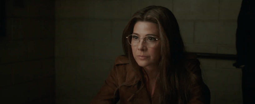 Marisa Tomei co-stars as Peter Parker's Aunt May in SPIDER-MAN: NO WAY HOME (2021)