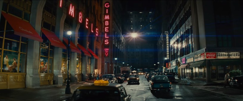 A night in mid-1950s New York City in Steven Spielberg's adaptation of WEST SIDE STORY (2021)