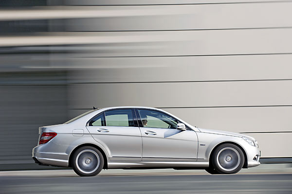 Mercedes Benz C Klasse verkoopcijfers