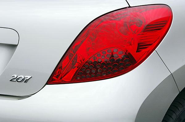 Peugeot 207 Look