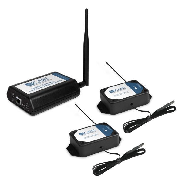 ICARE Remote Temperature Monitoring Solution