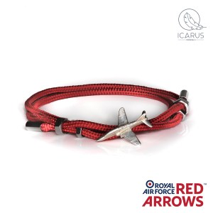 Red Arrows Hawk T1 Bracelet