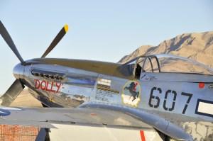 Dolly - P-51D Mustang @ Nellis_DSC2020