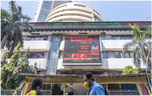 Nifty, Sensex Fall Nearly 2% as Virus Cases Surge, Overtaking the UK