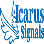 Icarus logo mobile