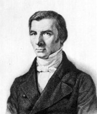 "<B>Frederic Bastiat<br><i>Quote for the Day</i></B><br>""The law has been perverted through the influence of two very different causes—bare egotism and false philanthropy."""