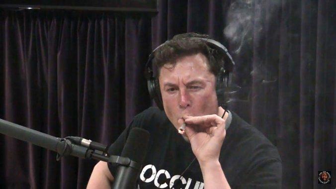 Musk mining the moon