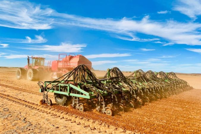 Agricultural exports are at great risk